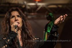 Elisabetta Antonini in concerto alla Casa Internazionale delle Donne, 26/8/2016