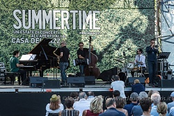 Giovanni Savelli, il jazz italiano per Amatrice 4/9/2016