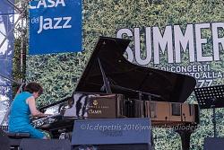 Pastrizia Scascitelli, il jazz italiano per Amatrice 4/9/2016