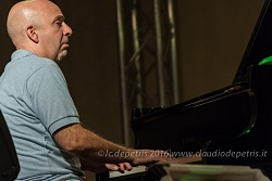 Hutchinson-Martin-Sander performs live in Rome 4/9/2016