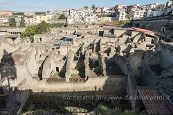 Ercolano  e Museo Archeologico Virtuale 17/9/2016