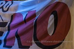 No al referendum No a Renzi, 27/11/2016