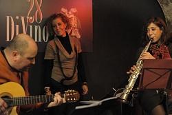 "nadia cancila & enzo riccio ""walkin' brasil  28DiVino 14/2/20102"
