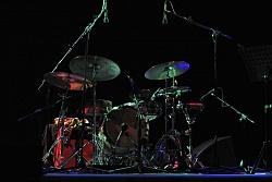 jeff ballard trio - villa celimontana 30/8/2011