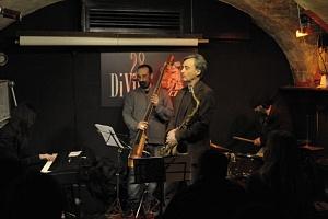 elisabetta serio quartet, 28DiVino 18/2/2012