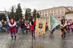 Piazza del Popolo: Carnevale Romano 2017