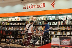 Roma: Zerocalcare alla libreria Feltrinelli, 14/4/2017