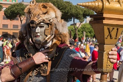Rievocazione storica nascita di Roma, 23/4/2017