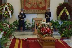 Roma: Funerali di Valentino Parlato, 5/5/2017