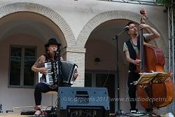 Traindeville in concerto alla Casa Internazionale delle Donne, 30/5/2017