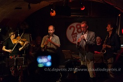 Roots Magic in concerto al 28DiVino, 31/5/2017