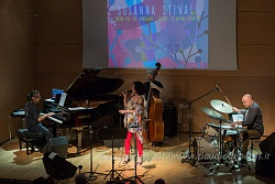 Susanna Stivali in concerto alla Casa del Jazz 9/6/2017