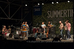 Bokanté in concerto alla Casa del Jazz, 23/7/2017