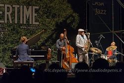 Charles Lloyd 4tet alla Casa del Jazz, 28/7/2017