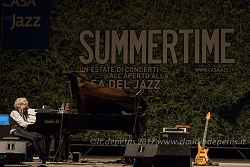 Morgan in concerto alla Casa del Jazz, 30/7/2017