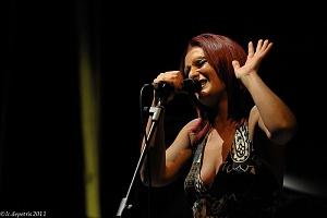 """federica zammarchi """"jazz oddity"""" villa celimontana 19/8/2011"""