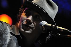 mario donatone e federico zampaglione buz band villa celimontana 2/9/2010