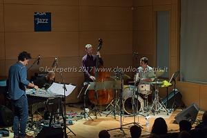 Gabriele Evangelista 4th in concerto alla Casa del Jazz, 23/9/2017