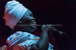 Daymé Aracena in concerto, Live Alcazar 7/11/2017
