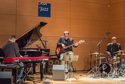Lucrezio De Seta Trio alla Casa del Jazz, 5/12/2017