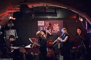 "calambre tango quintet ""almas heridas"" 28DiVino 4/5/2012"