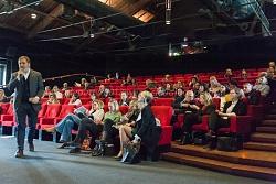 Roma 12/4/2018 conferenza stampa Nordic Film Fest