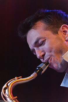 """piero delle monache quartet """"thunupa"""" music inn 24/5/2012"""