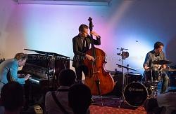 Daniel Karlsson Trio, Roma 17/4/2018