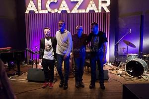 Dario Deidda Trio a Live Alcazar, 21/4/2018