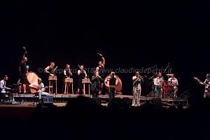Roma 11/5/2018, Enzo Avitabile in concerto all'Auditorium
