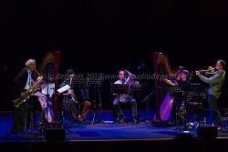 Roma 26/5/2018, Anthony Braxton Zim 6th in concerto all'Auditorium