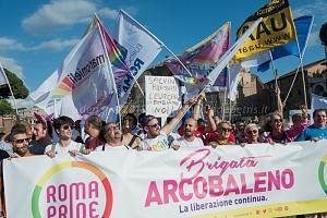 Roma 9/6/2018 Gay Pride