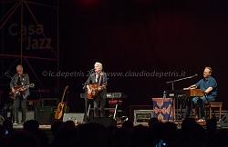 Graham Nash performed in Rome
