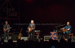Graham Nash performed in Rome