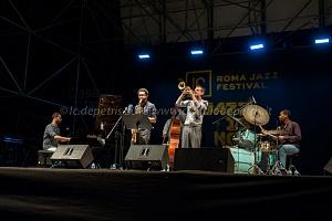 Casa del jazz 15/7/2018 Guidi-Bosso in concerto