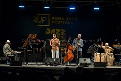 Randy Weston 4th, Casa del Jazz 19/7/2018
