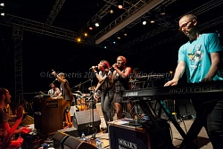 Parterre Farnesina, 24/7/2018 Cory Henry & The Funk Apostles in concerto