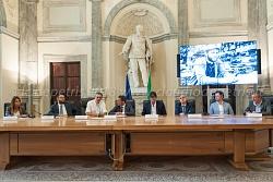Conferenza Stampa Il Jazz Italiano al MIBAC, 27/7/2018