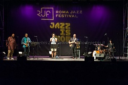Steve Coleman & Five Elements Casa del Jazz 27/7/2018