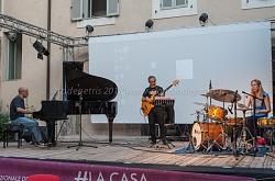 Cecilia Sanchietti Trio  in concerto, 26/8/2018
