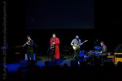 Sylvain Rifflet all'Auditorium Parco della Musica il 18/9/2018