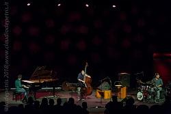 Jacopo Ferrazza Trio, Auditorium 19/9/2018
