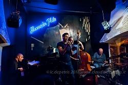 Rome: Alexander Platz jazz club reopening 18/10/2018