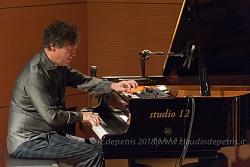 Mirko Signorile Trio, Casa del Jazz 16/11/2018