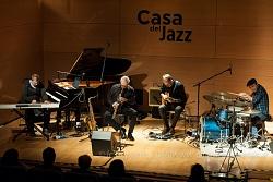 Rome-ING International 4th, Casa del Jazz 22/11/2018