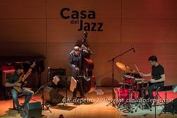 Jacopo Ferrazza Trio, Casa del Jazz 14/3/2109