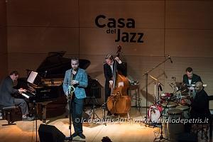 Timo Lassy Band, Casa del Jazz 28/3/2019