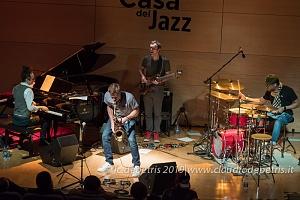Bob Reynolds Band Casa del Jazz 15/4/2019