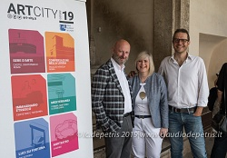 Roma: Conferenza stampa 'Artcity estate19'
