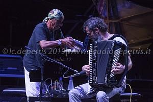 Salis-Zanchini Duo, Casa del Jazz 29/7/2019